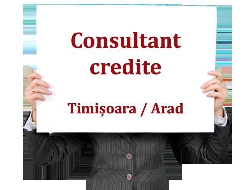 Consultant credite